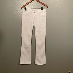 Joes Jeans White Provocateur denim, Sz 27